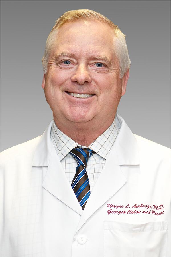 Wayne L. Ambroze, Jr., MD, FACS, FASCRS