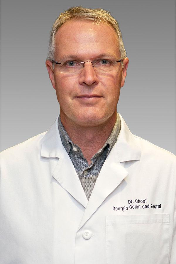 Dennis Choat, MD, FACS, FASCRS