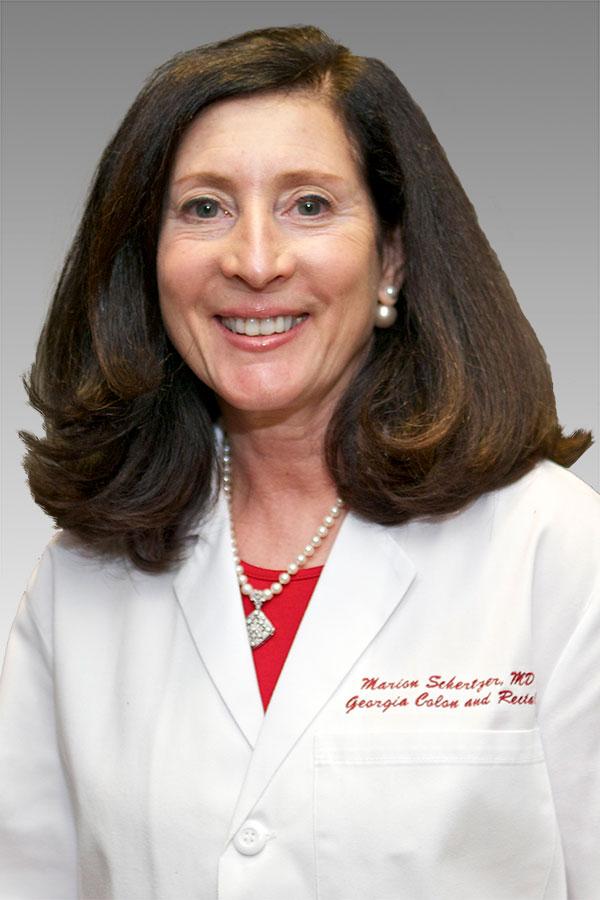 Marion Schertzer, MD, FACS, FASCRS